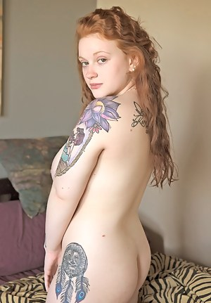 Girls Tattoo Porn Pictures